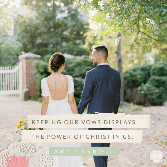 A Prayer for My Marriage - Amy Carroll
