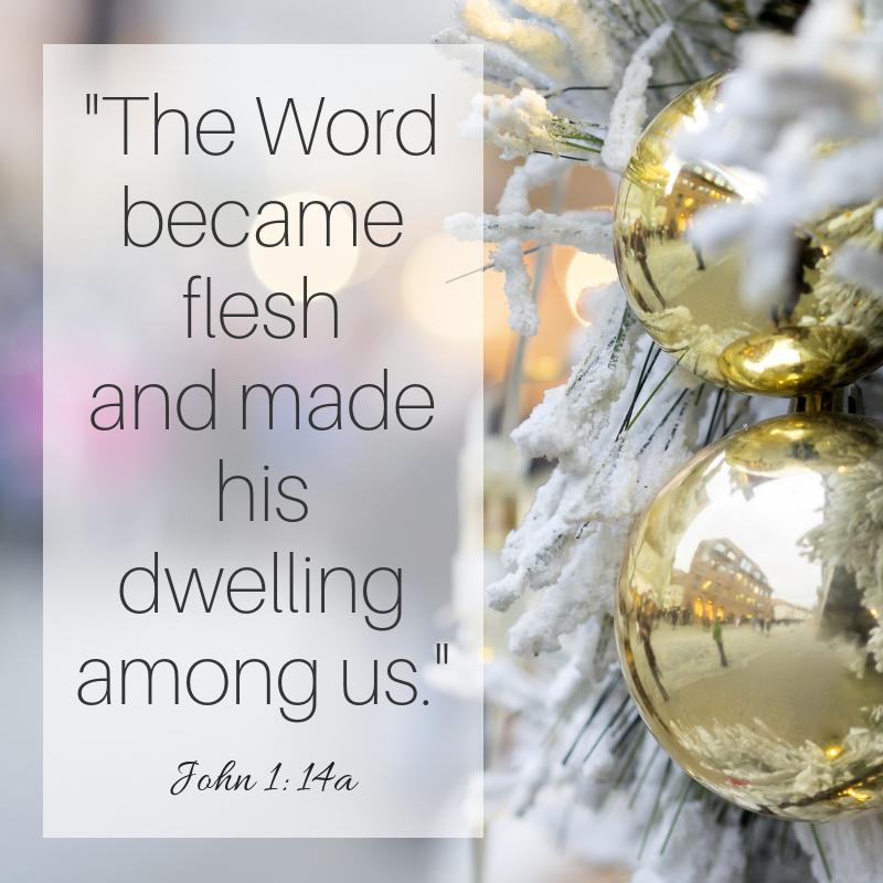 Merry Christmas, Friends!