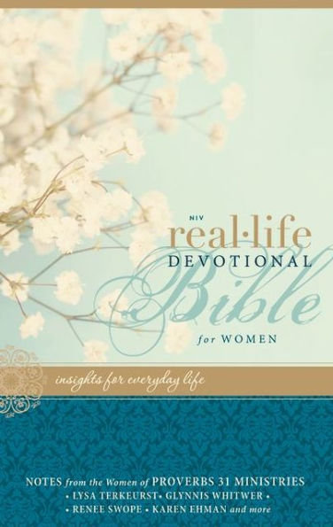 NIV  Real-Life Devotional Bible