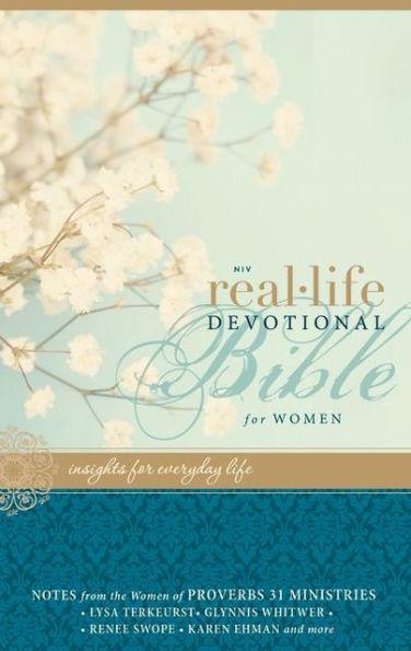 NIV Real-Life Devotional Bible
